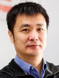 Bin Yu portrait