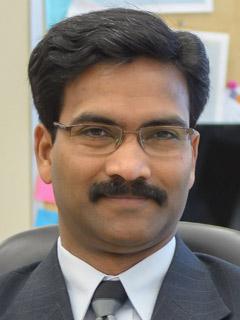 Chittibabu Guda portrait